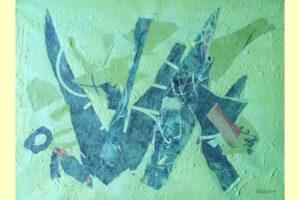 Miranda Barabaschi collage di collage