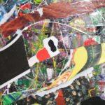 collage su carta m.barabaschi