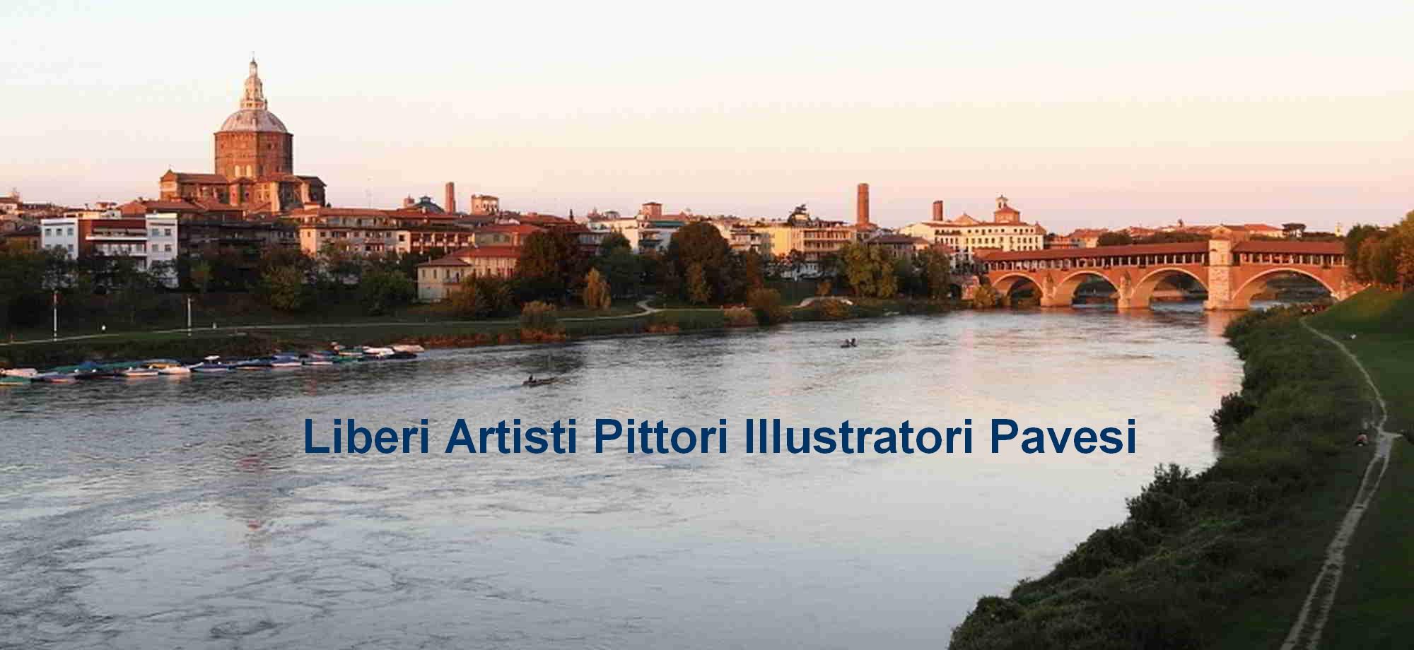 Liberi artisti pittori illustratori pavesi