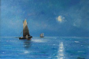 Salvatore Ferrara Barca dei pescatori